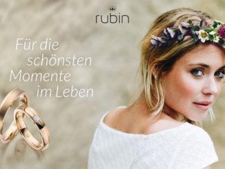 Rubin Trauringe Schmuck